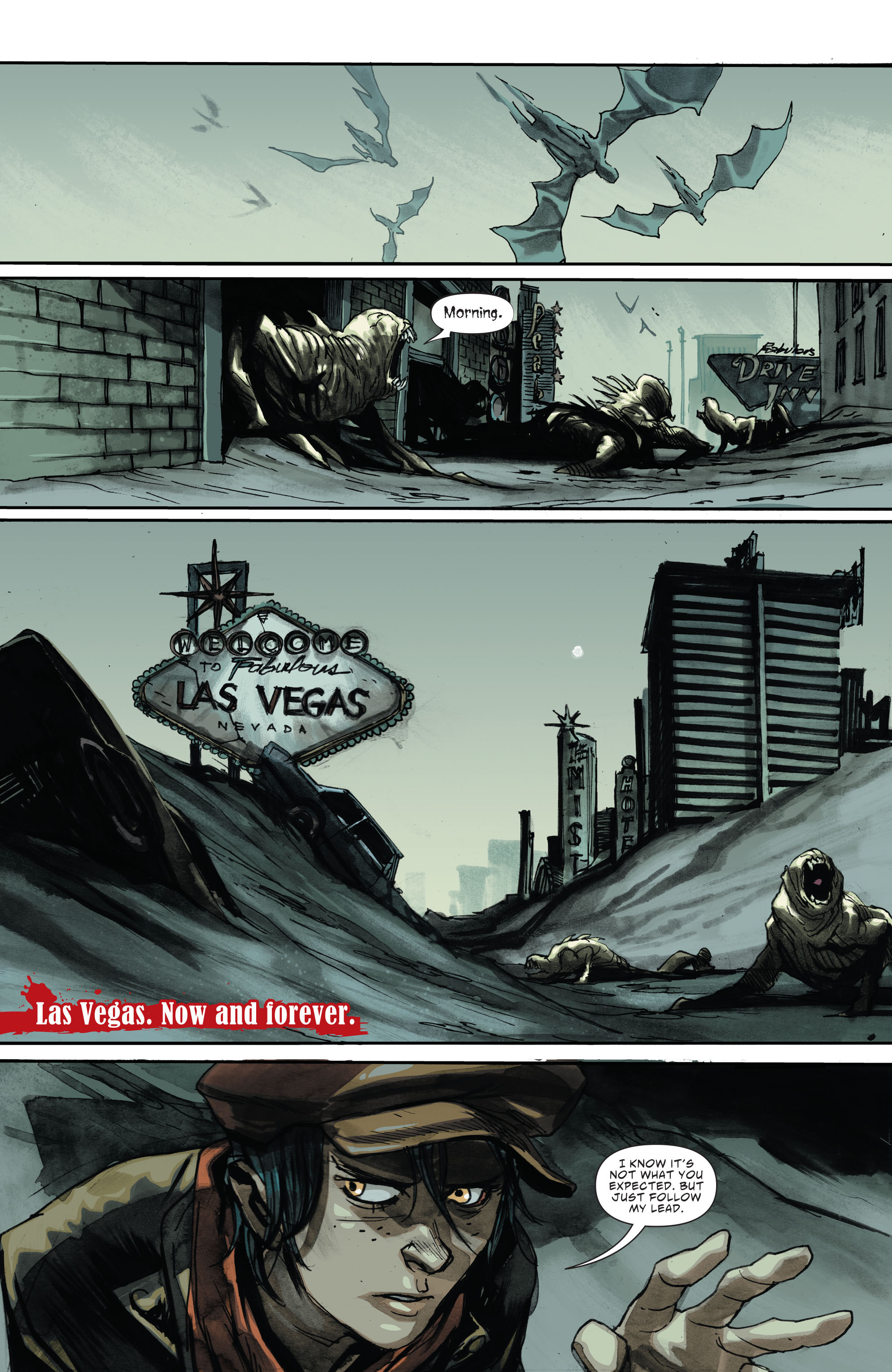 Read online American Vampire: Second Cycle comic -  Issue #9 - 2