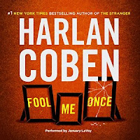 Review: Fool Me Once by Harlan Coben (audiobook)