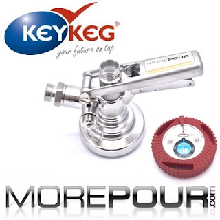 Keykeg coupler fitting