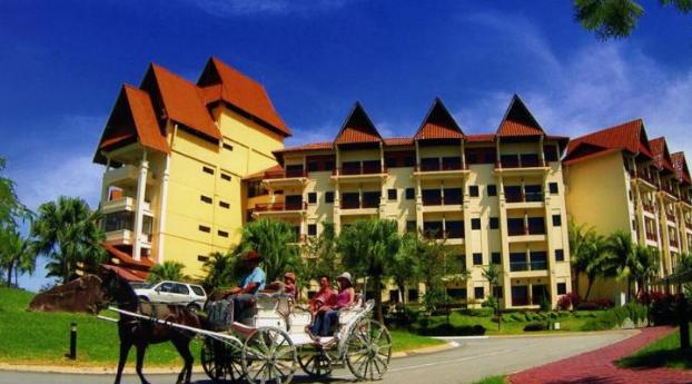 A' Famosa Resort Hotel