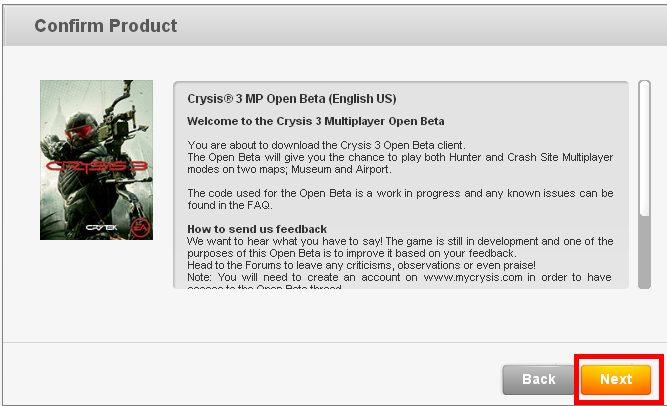 Cara Aktivasi Game Crysis 3 di Origin - 2n Web