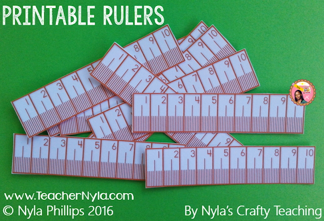 printable rulers to scale