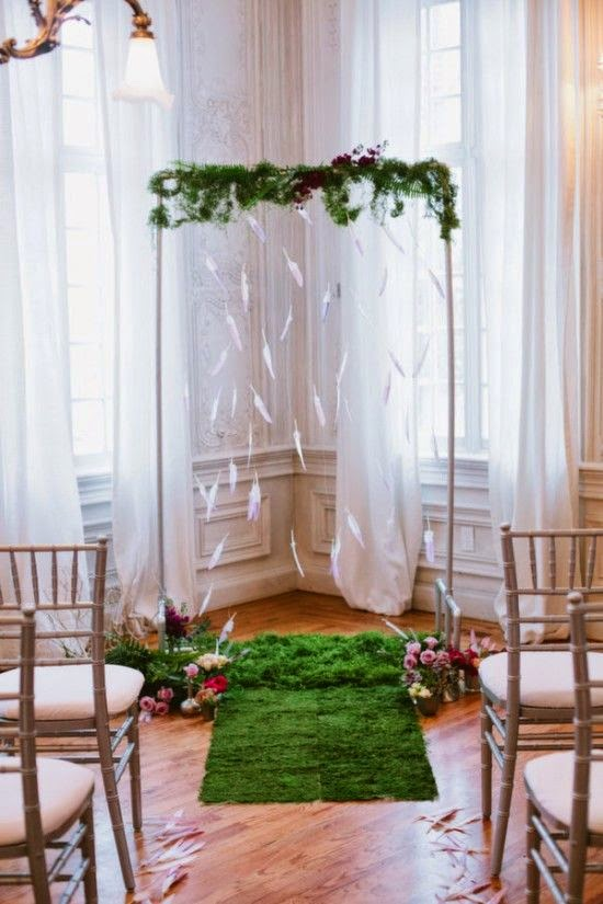 Radiant Bride Wedding Video Photography: The Discriminating Bride: Radiant Orchid Photo Shoot