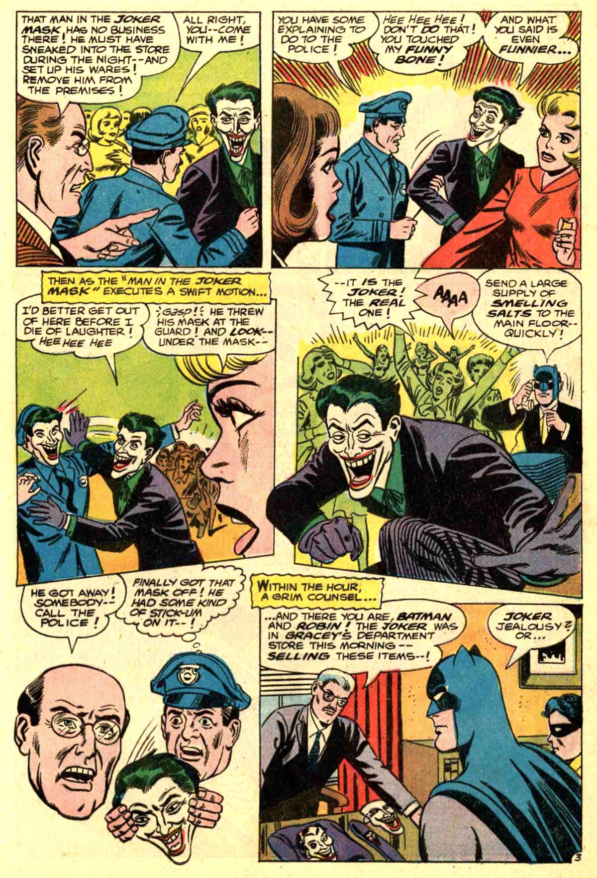 Detective Comics (1937) 365 Page 4