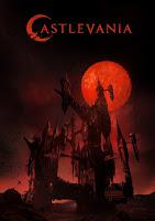 Castlevania Netflix Teaser Poster