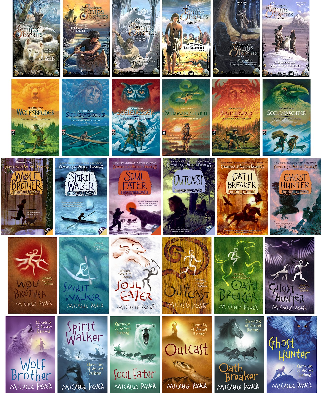 My Imagination: My Top 10 Of Favorite Fantasy Series