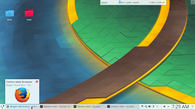 KDE Plasma 5.10.5 disponible en Kubuntu 17.04