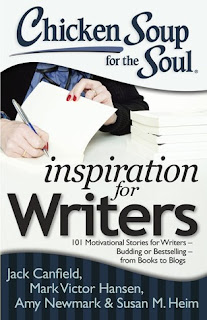 Review - Chicken Soup of the Soul: Inspiration for Writers