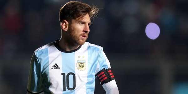 Messi akan Bermain di Piala Dunia 2018