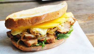 Sandwich nutritivo