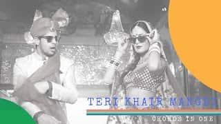 TERI KHAIR MANGDI Guitar Chords Accurate | Baar baar dekho