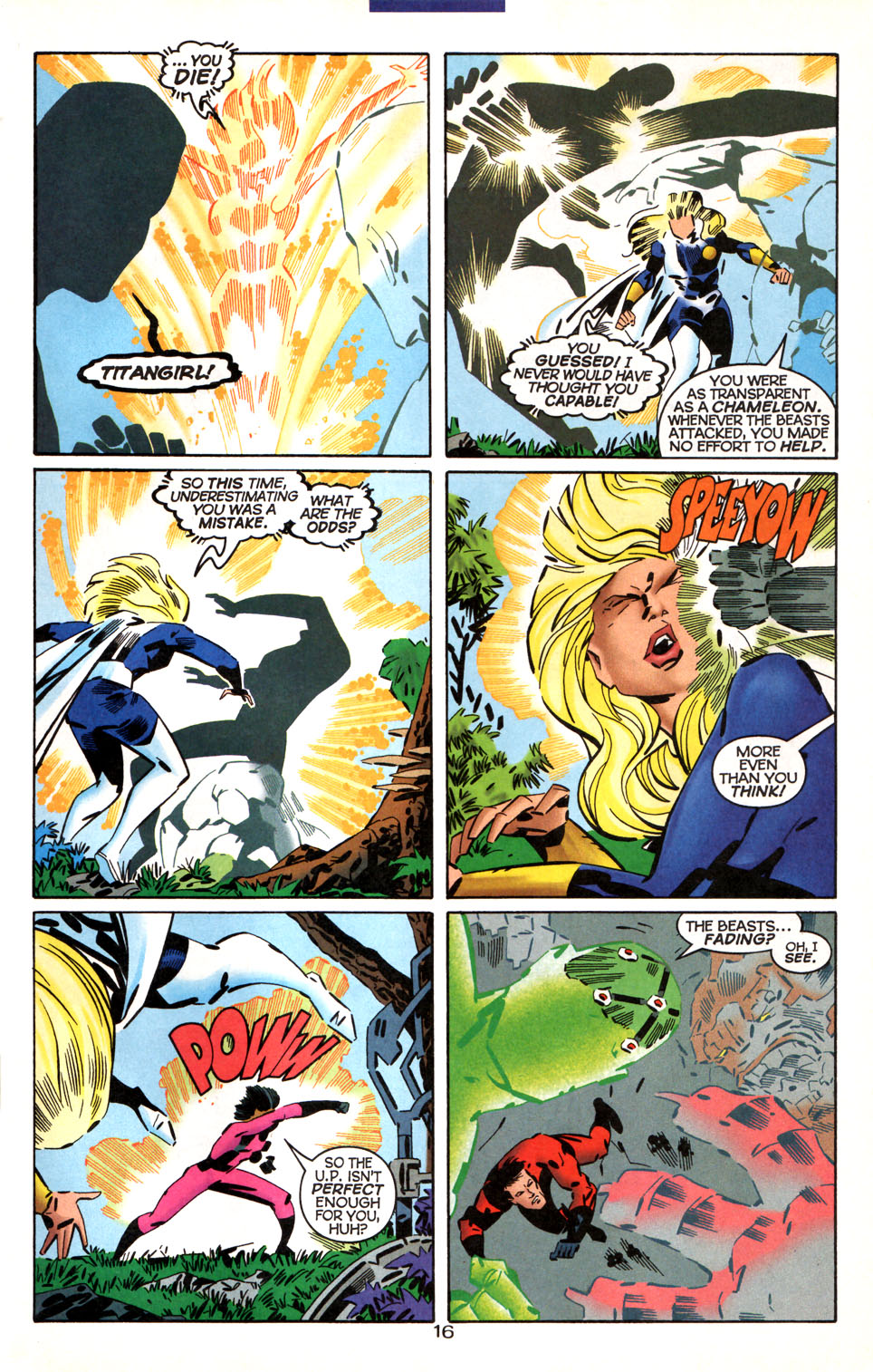 Legion of Super-Heroes (1989) 1000000 Page 17