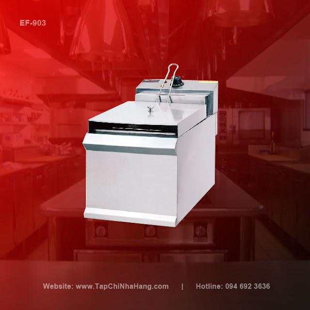 Bếp chiên nhúng đơn EF-903