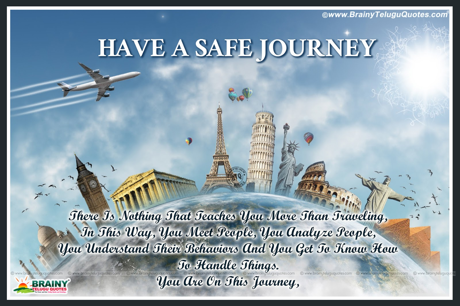 Happy journey with safe return quotes in english happy journey sms messagessafe journey quoteshappy journey with safe return quotes m4hsunfo