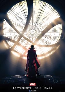 Doctor Strange - Poster & Trailer