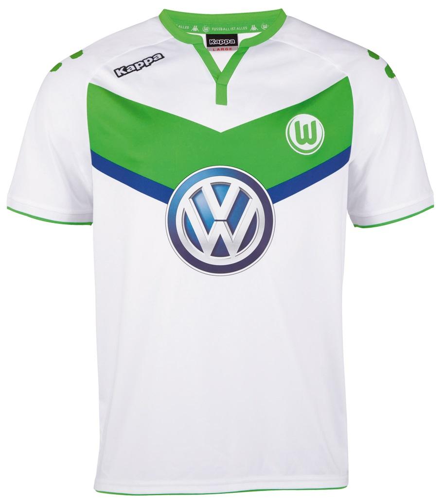 Wolfsburg lança nova camisa com homenagem a Junior Malanda ... d2ac0dc8ffbcd