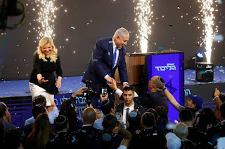 If victorious, Netanyahu would capture a fourth consecutive term and fifth overall,