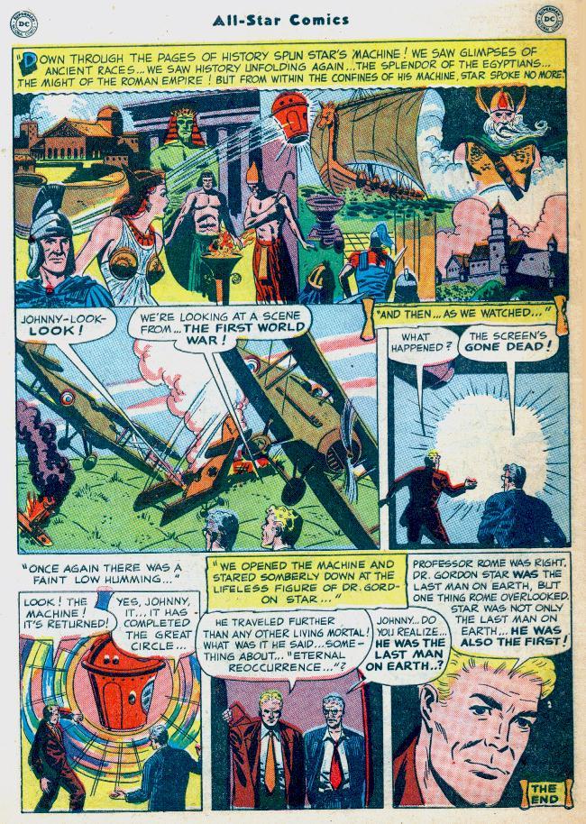 Read online All-Star Comics comic -  Issue #52 - 47