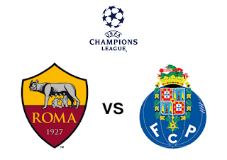 AS Roma versus FC Porto