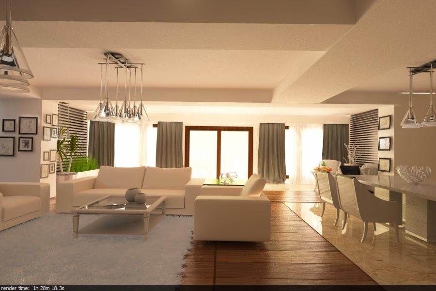 Design interior case - Constanta