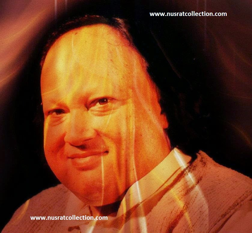 Saya Bhi Saath Jab Chod Jaye Mp3 Song By Nusrat Fateh Ali Khan