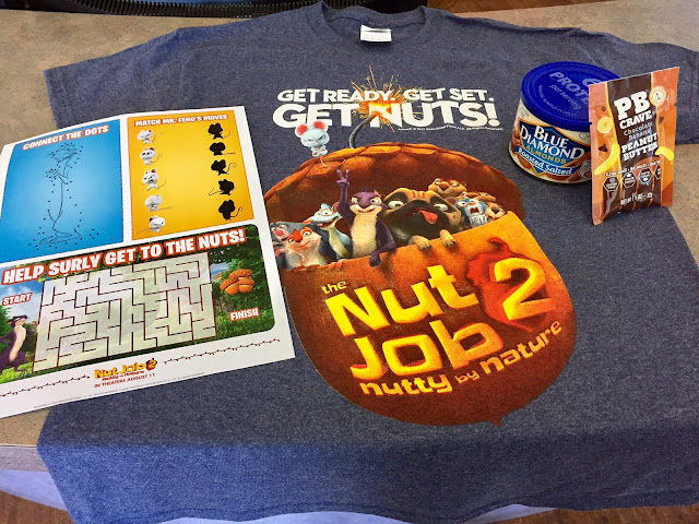 The Nut Job 2: #NuttyByNature Opens + Win Tickets and Swag!