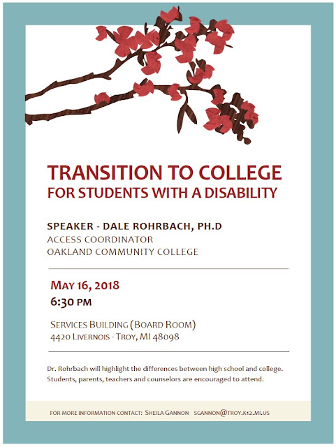 transition to college Transition to college the transition to college program is designed to meet the needs of at-risk and disaffected students between the ages of 16 and 21 who are at risk of withdrawing from school or have already withdrawn.