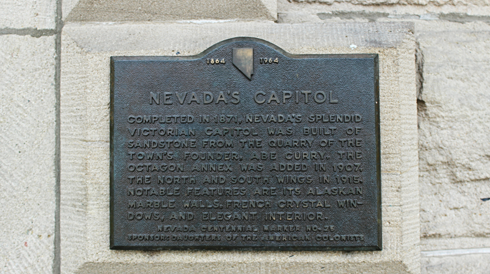 Nevada State Capitol Carson City