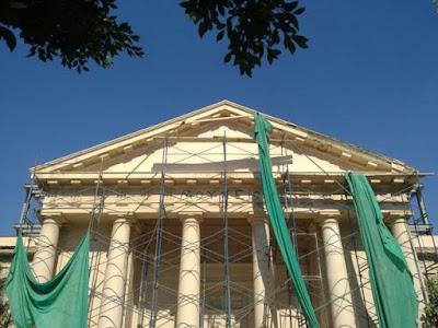 Σύνεχεια στα έργα ανακαίνισης του Ελληνορωμαϊκού Μουσείου Αλεξάνδρειας