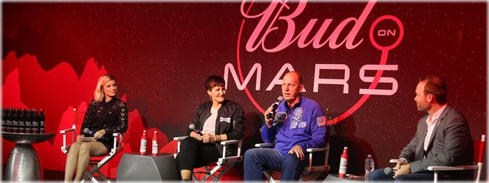 cerveja em Marte? Conheça a Bud on Mars