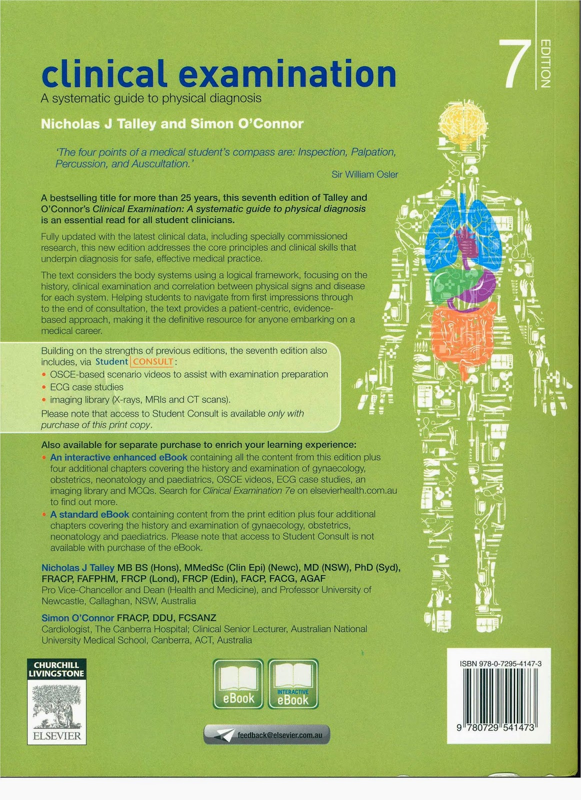 A doctor's journey ...: Medical Book Review: Talley and O ...
