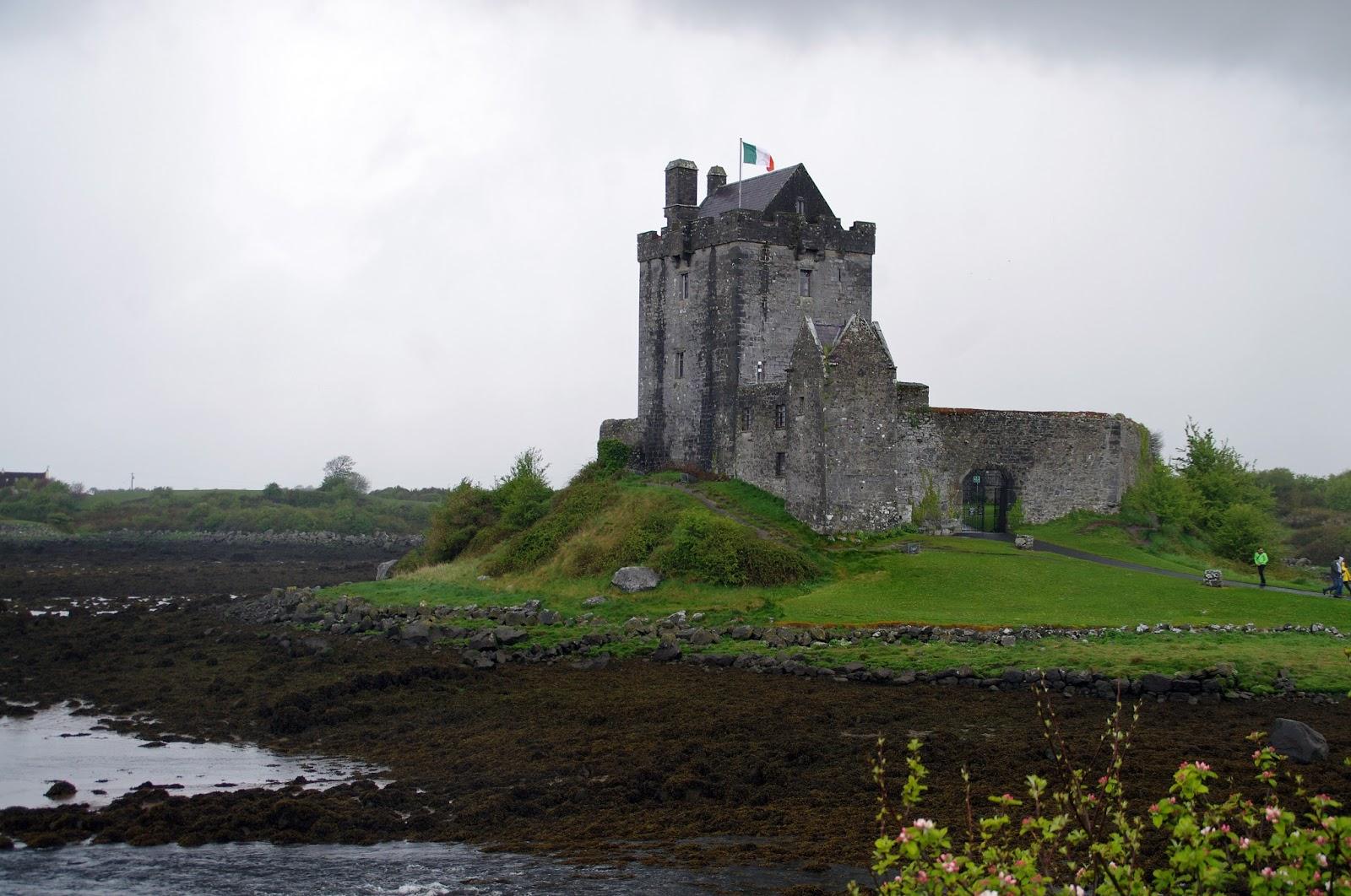 Dunguaire Castle Ireland