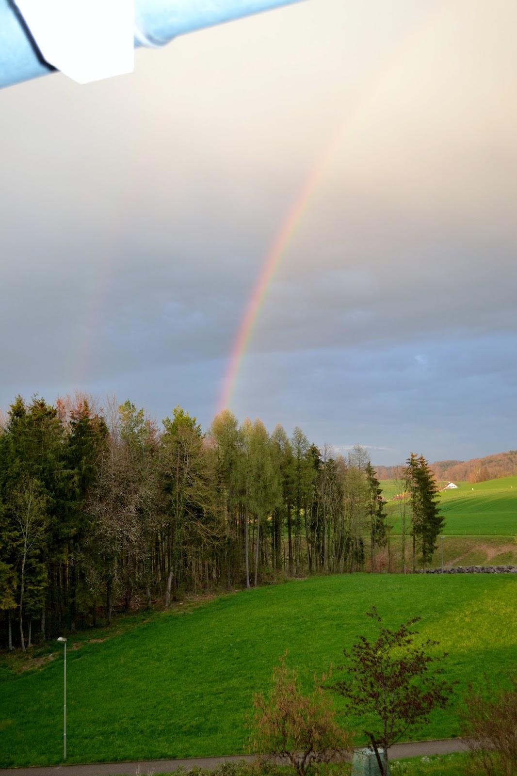Wer Den Regenbogen Sieht
