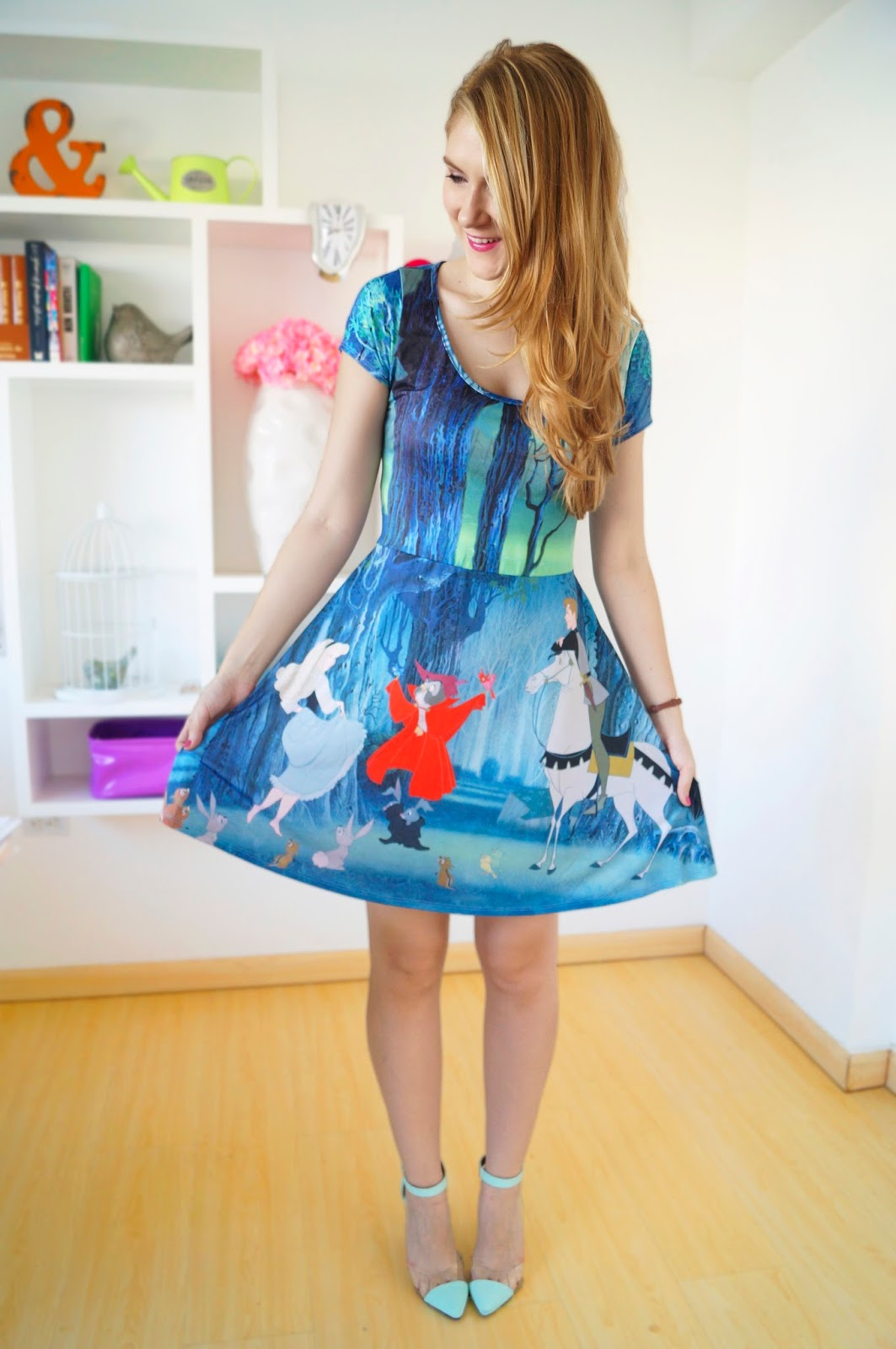 Sleeping Beauty Dress