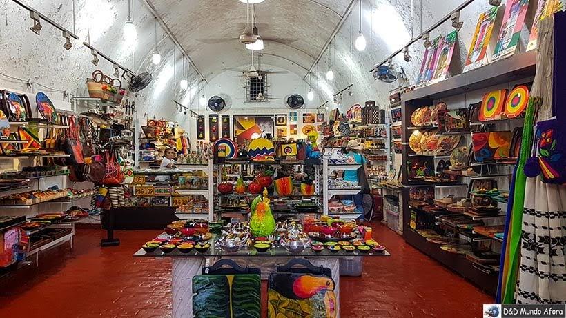 Las Bóvedas - O que fazer em Cartagena, Colômbia