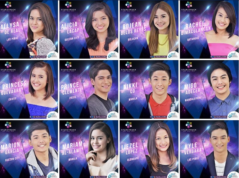 IN PHOTOS: StarStruck VI Top 35 contestants revealed | The