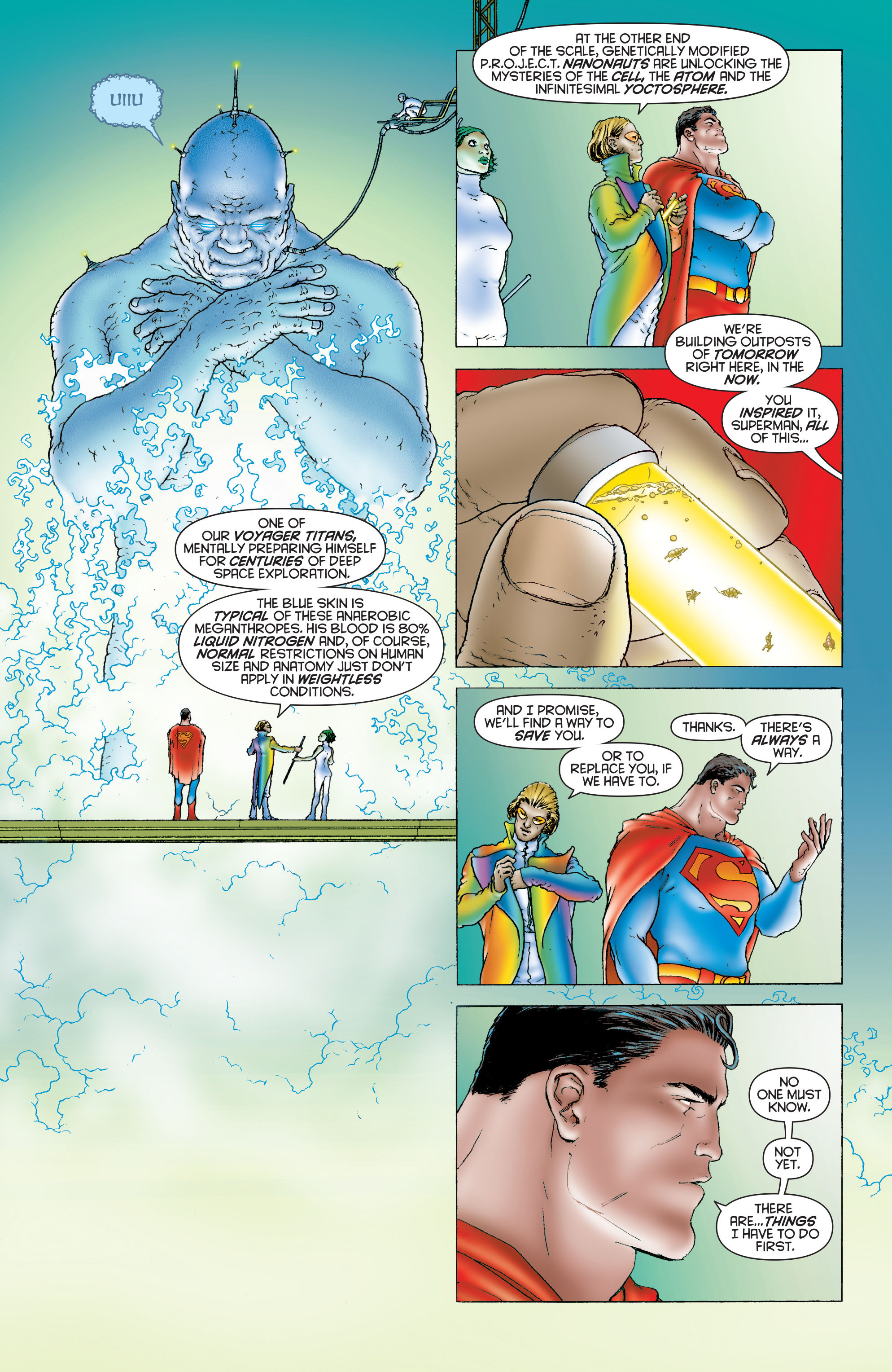 Read online All Star Superman comic -  Issue #1 - 17