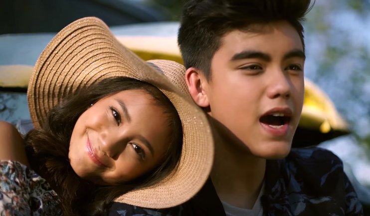Bailey May and Ylona Garcia – O Pag-ibig – Official Video