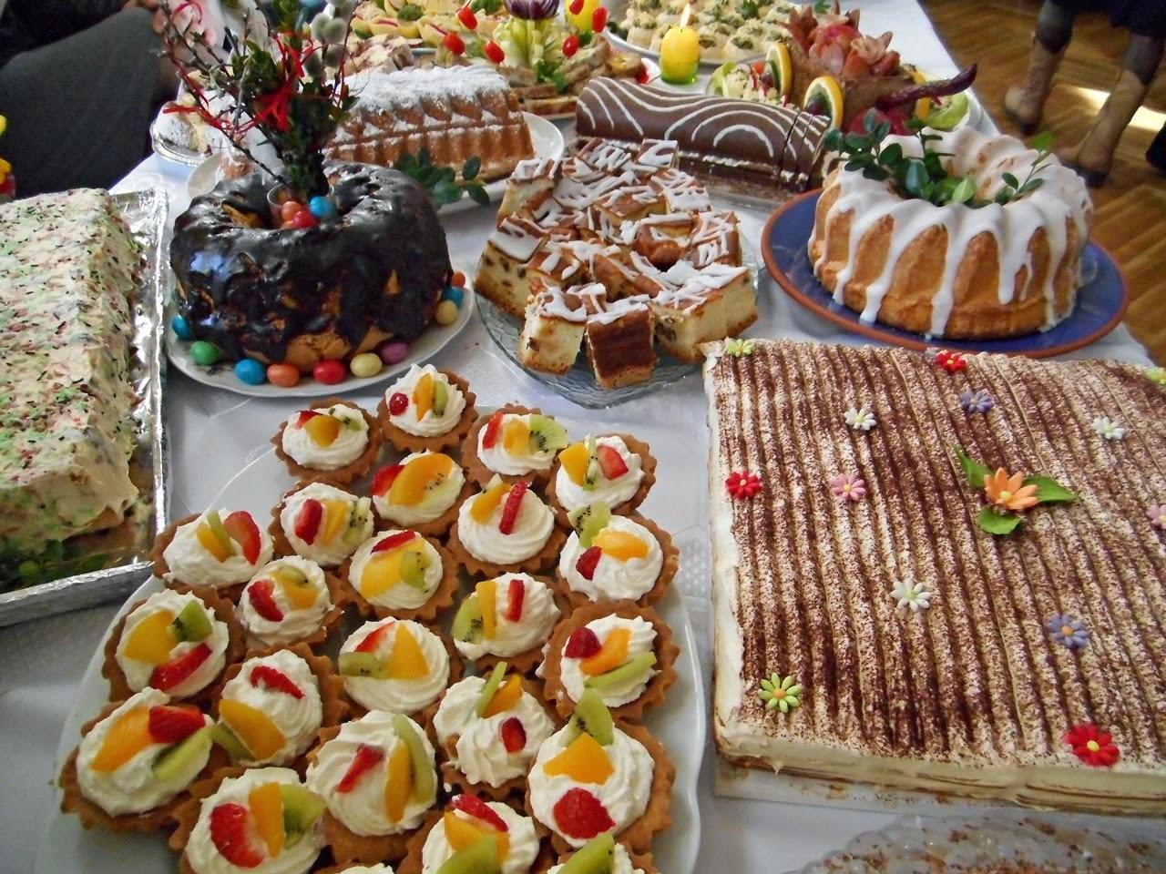 babeczki, ciasta, torty, sernik, babka, święta