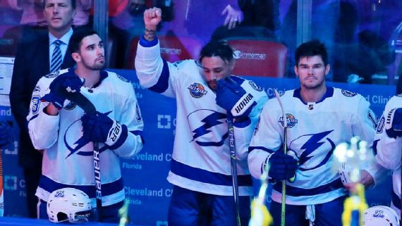 African American Reports National Hockey League Player J T Brown