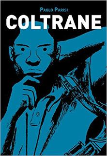 Coltrane by Paolo Parisi