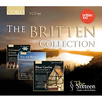 The Britten Collection - the Sixteen