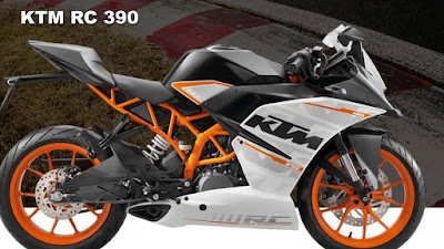 KTM RC 390 HD Wallpaper