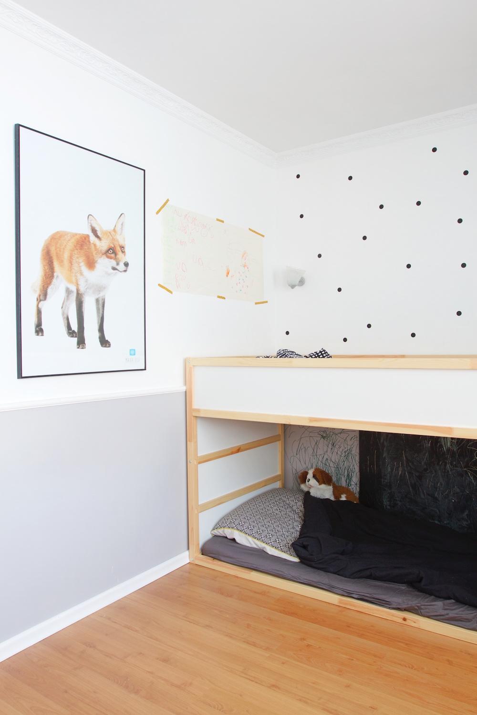 Kolejne Dziecięce Marzenie Spełnione łóżko Kura Wnętrza