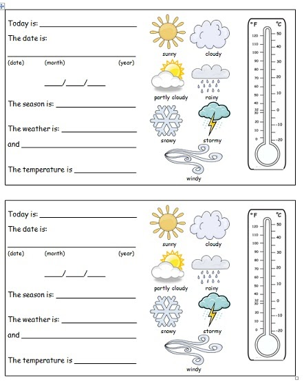 Weather Worksheet New 729 Weather Worksheet 2nd Grade