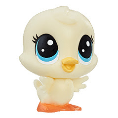 Littlest Pet Shop Series 2 Mini Pack May Duckly (#2-97) Pet