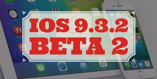 Apple has released iOS 9.3.2 beta 2 to public testers as well after the release of iOS 9.3.2 beta 2 to developers a days ago which contains bug fix and improvements