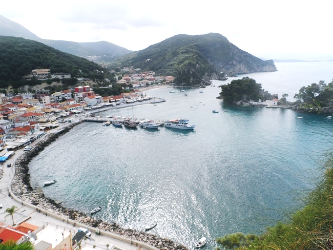 most beautiful Parga photos