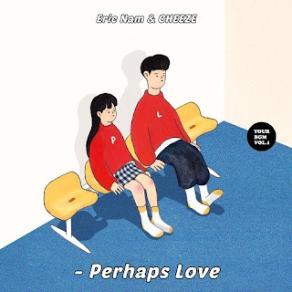 Download Lagu Mp3, MV, [Single] Eric Nam, CHEEZE – Your BGM Vol. 1
