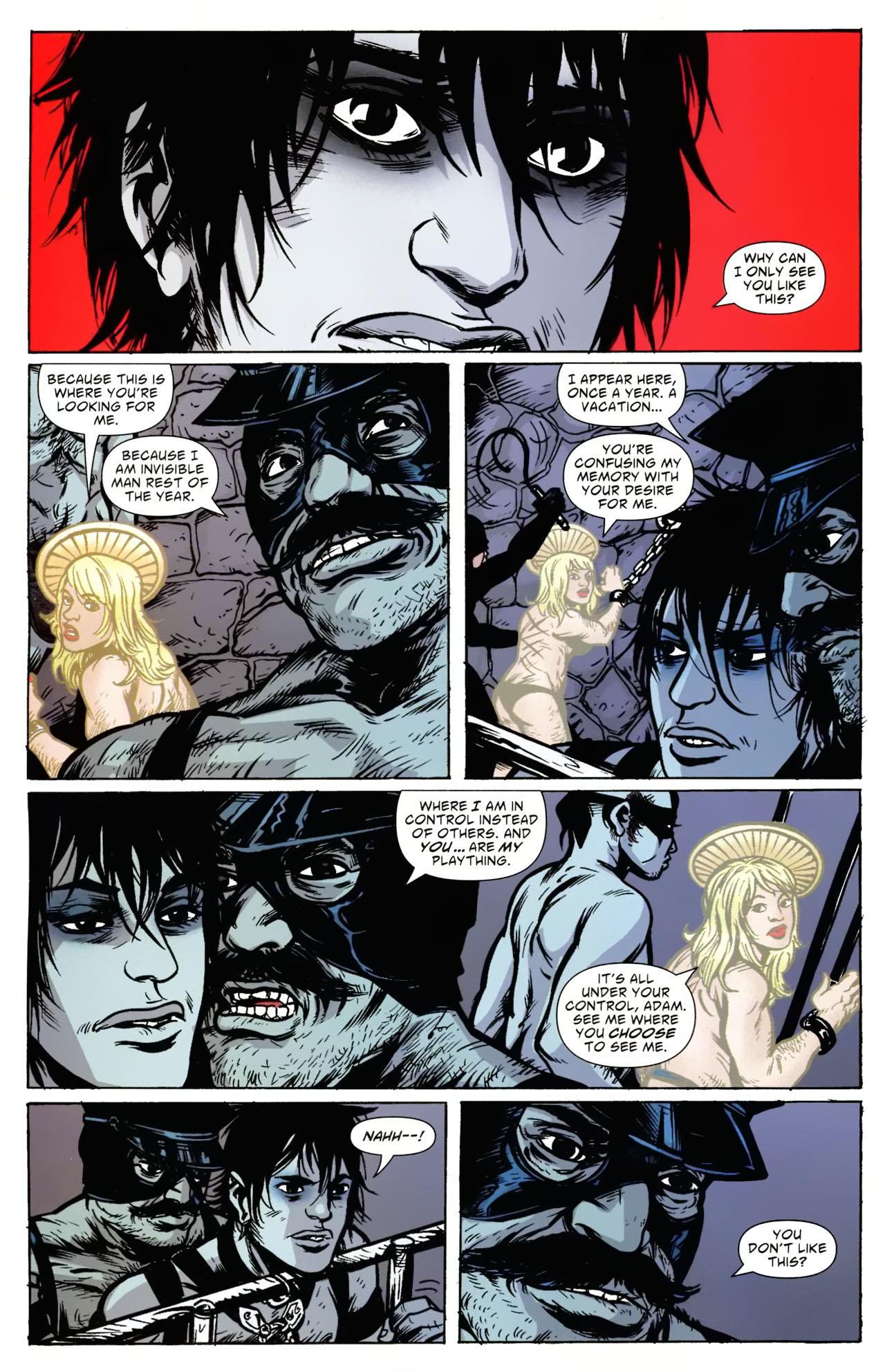 Read online American Virgin comic -  Issue #8 - 8